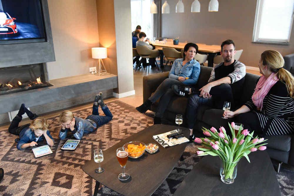 Bungalow park 't Hoogelandt, luxury villa