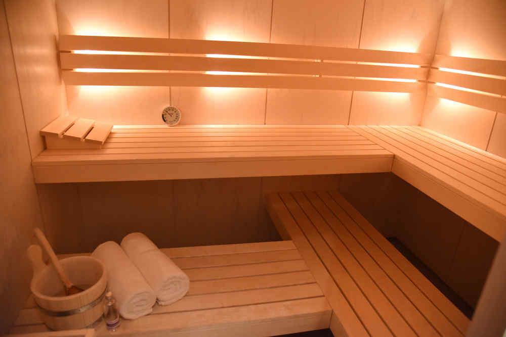 Bungalowpark 't Hoogelandt, luxe villa met wellness