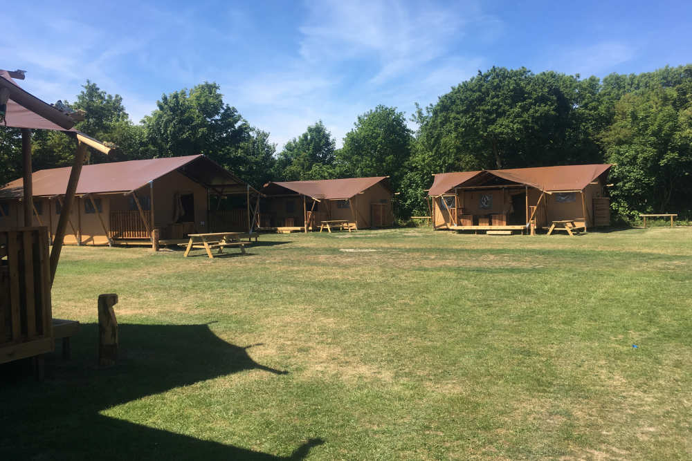 Holiday Park De Krim, lodges