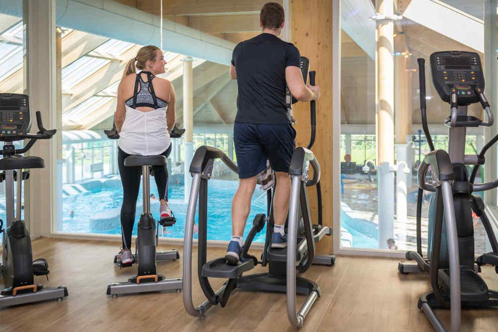 Holiday Park De Krim, fitness, cardio