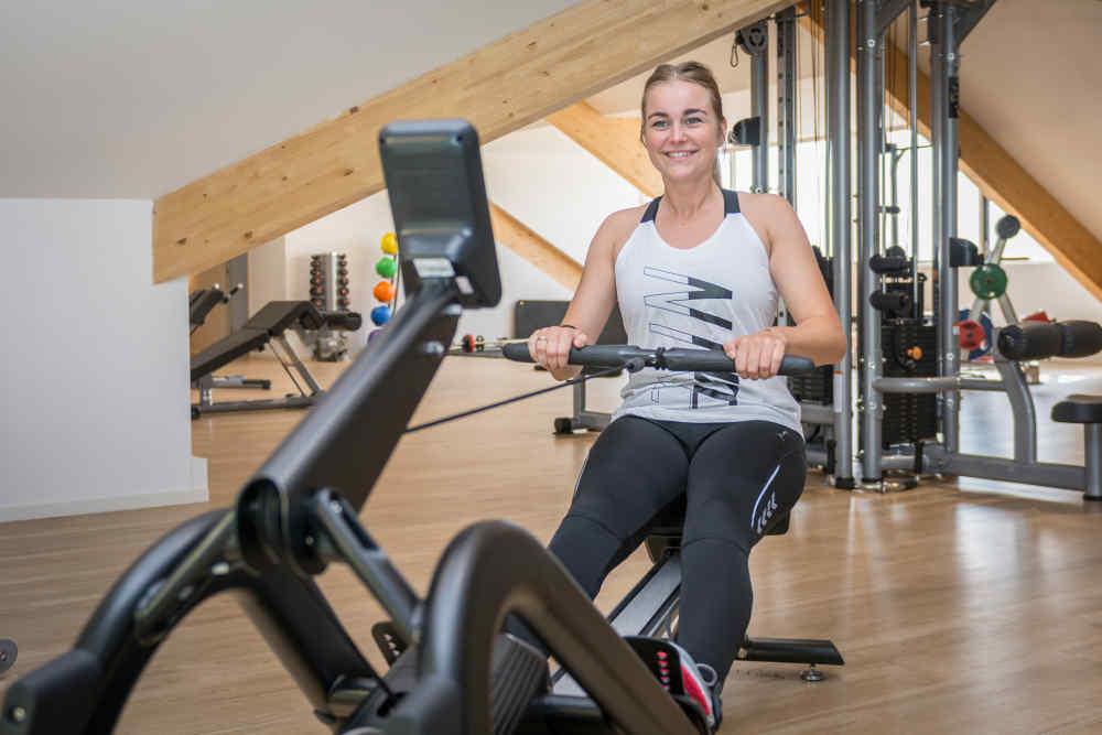 Holiday Park De Krim, fitness, rowing