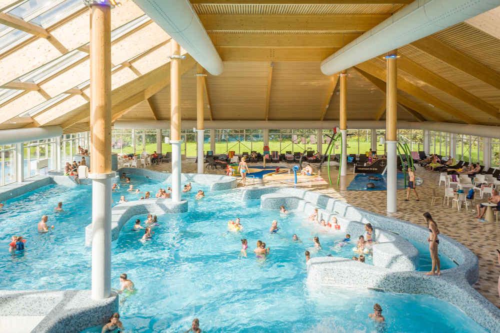 Vakantiepark De Krim, binnenbad