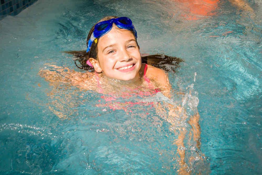 Urenlang spelen in je eigen zwembad