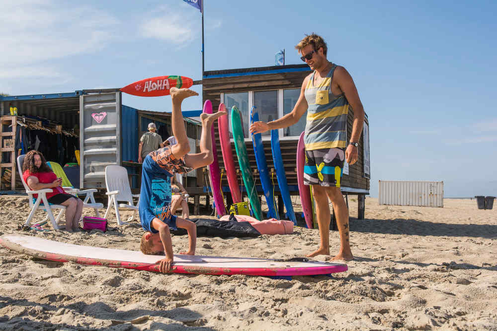 Paal 19 Surfschule