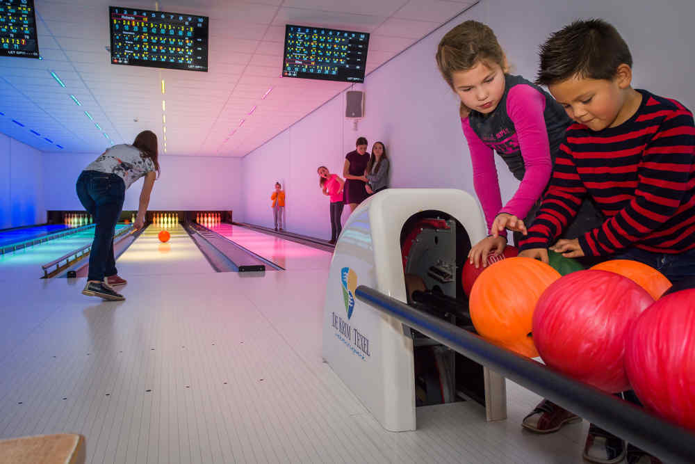 Ferienpark De Krim, bowling