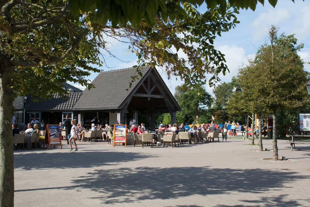 Camping De Krim, center