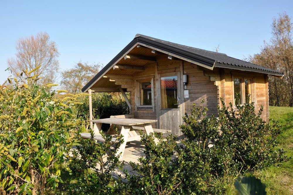 Holiday Park De Krim, hiker's cabin