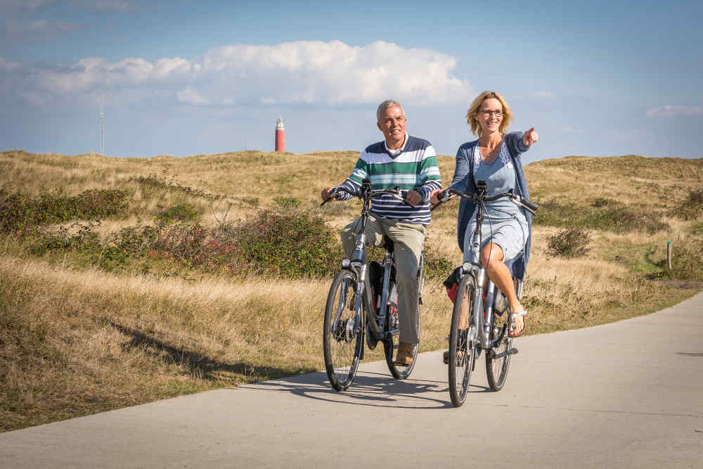 De Cocksdorp, cycling