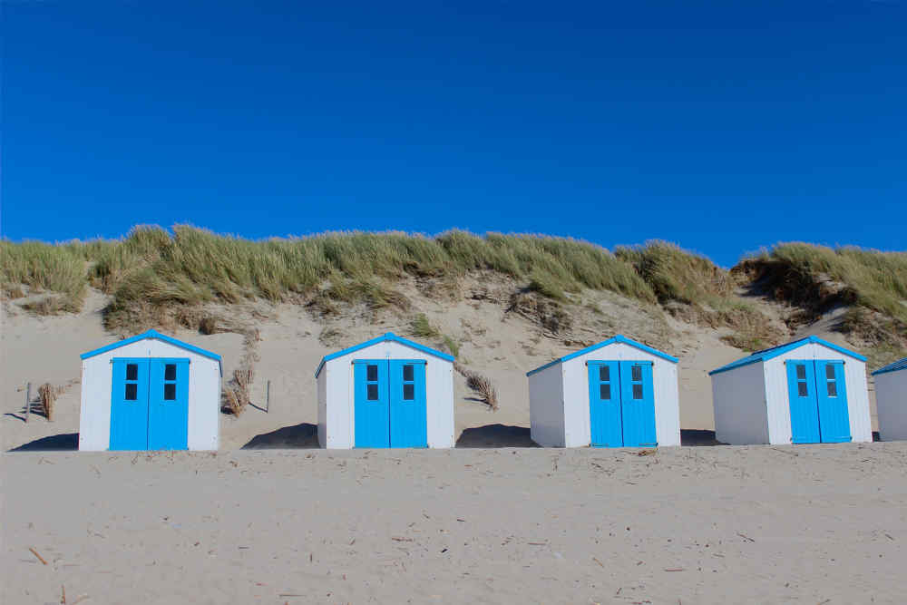 beach, beachhouses