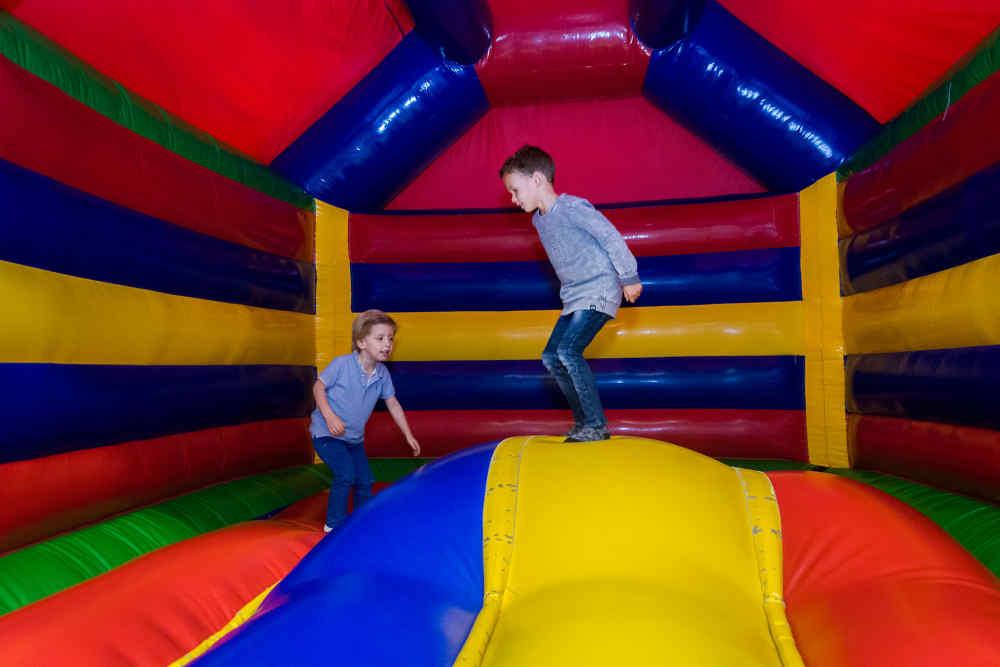 Ferienpark De Krim, Kinderspielparadies
