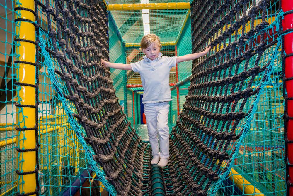 Vakantiepark De Krim, kinderspeelparadijs