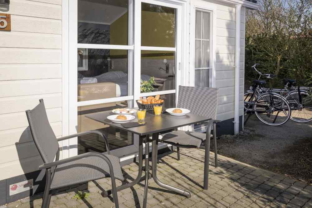 Photo gallery hotelchalets on Texel