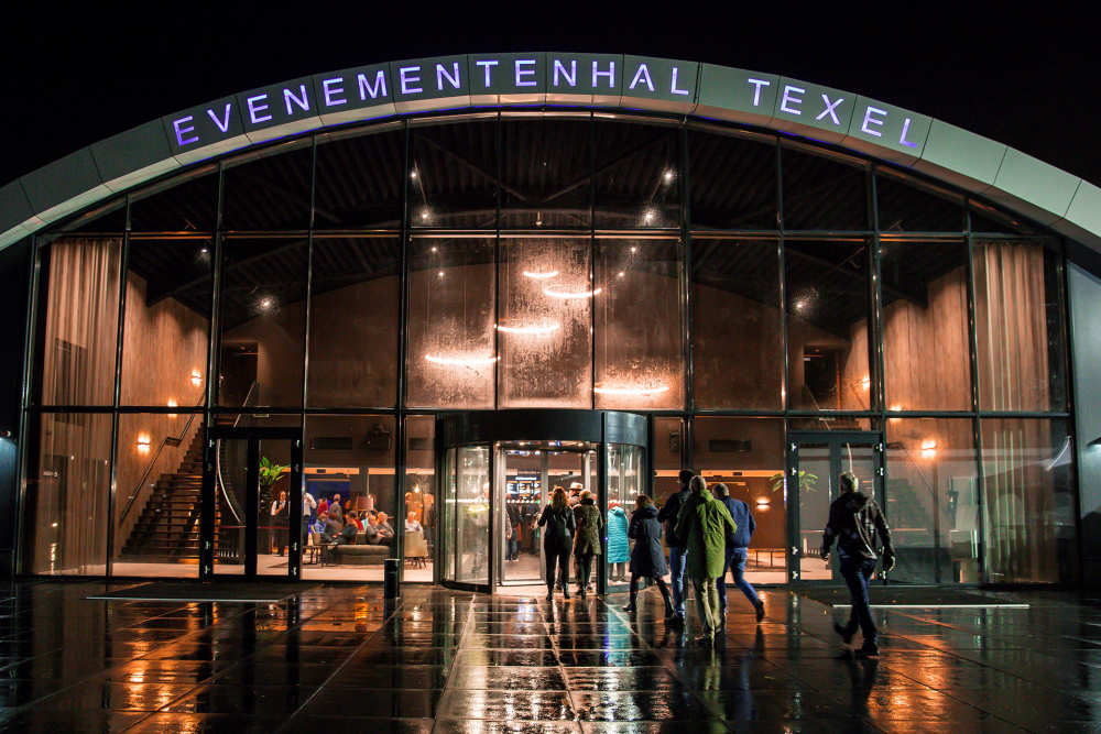 Conference location, Evenementenhal Texel, Netherlands