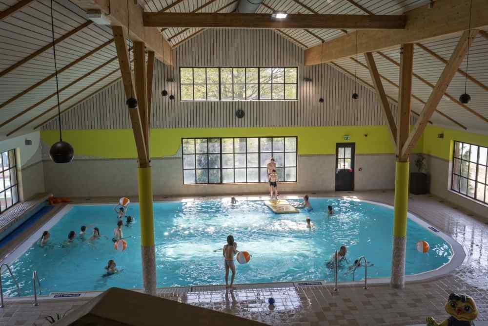 Europarcs resort limburg zwembad en wellness