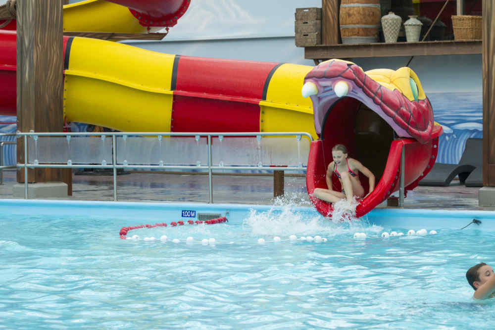 Kleurplaten Waterglijbaan.Zwembad En Wellness Op Europarcs Resort Zuiderzee