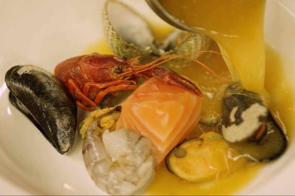 Foto galary Le Petit Chef in Restaurant 't Paviljoen