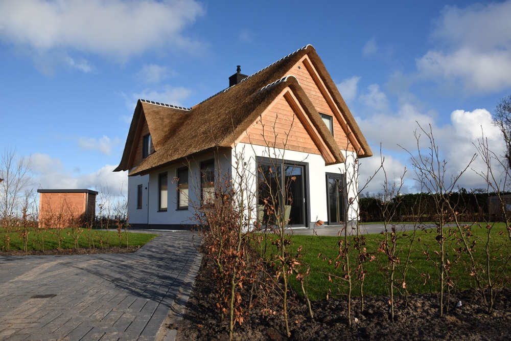 Bungalowpark 't Hoogelandt, luxe villa wellness