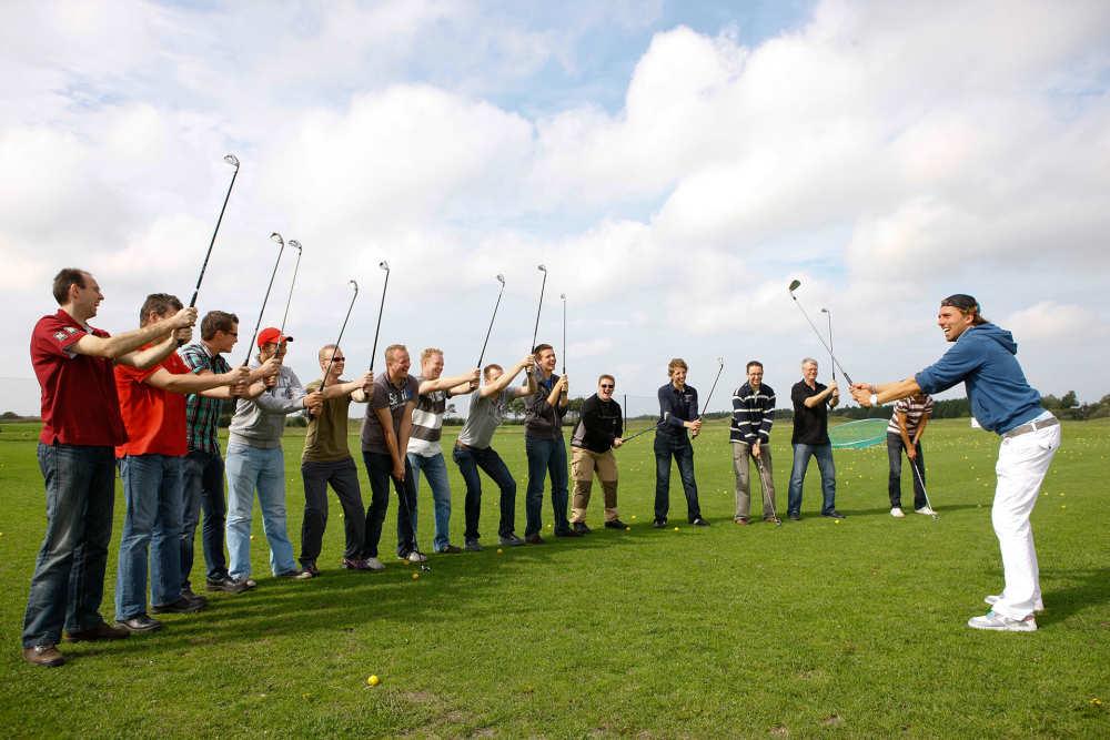 Golfbaan De Texelse, Golfunterricht