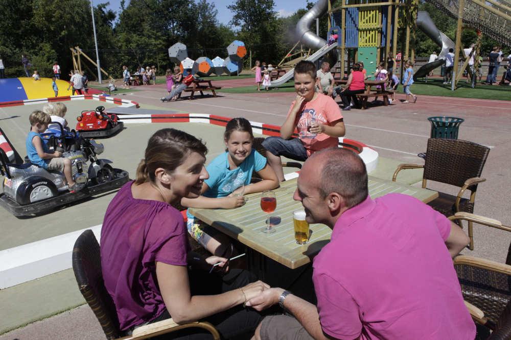 Ferienpark De Krim, Außenspielplatz