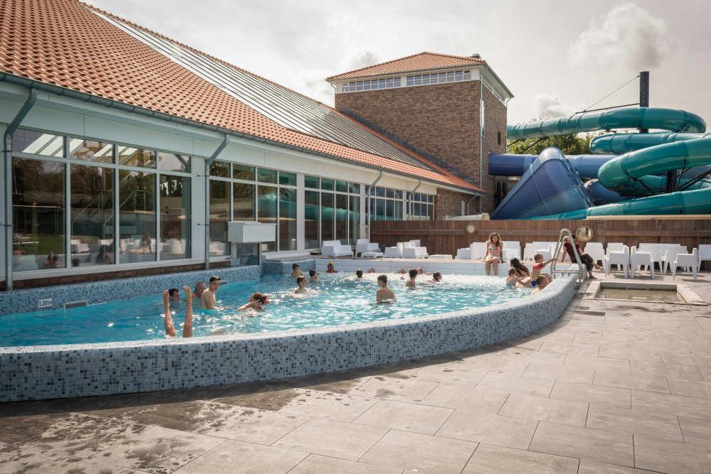 Camping De Krim, zwembad