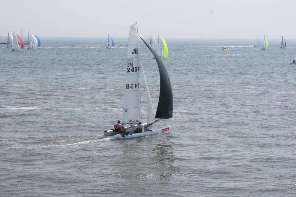 Photo album Round Texel Race