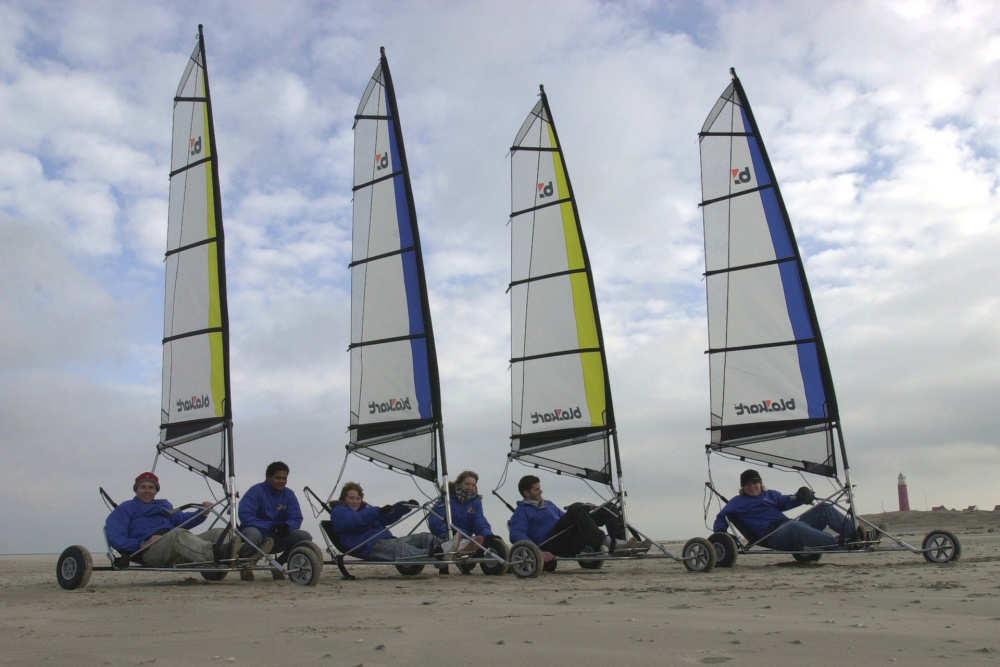 Photo album Zandbank Texel