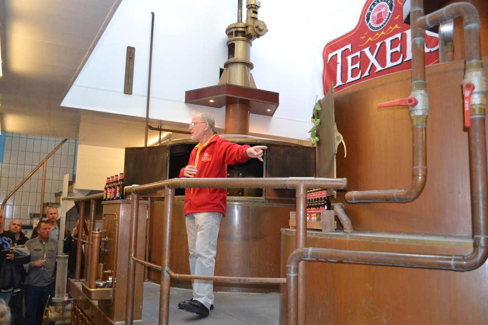 Texelse bierbrouwerij, Biervat