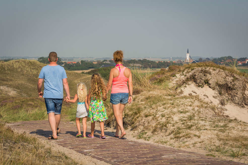 Photo gallery summer holiday on Texel