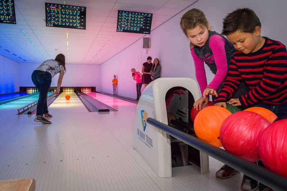 Vakantiepark De Krim, bowlingbaan