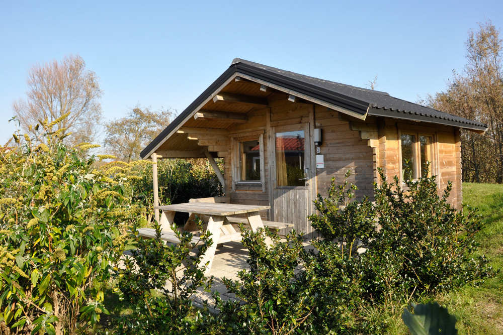 Holiday Park De Krim, hiker's cabin
