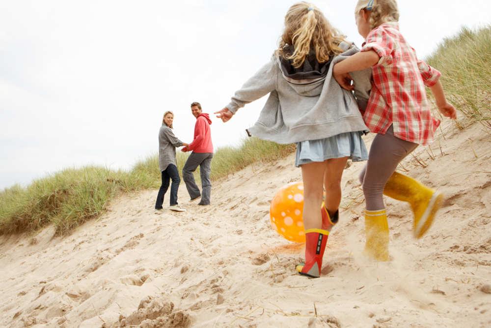 Fotoalbum Wochenende Texel