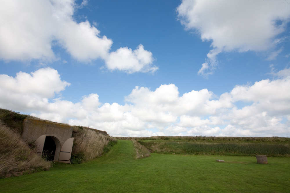 Fort de Schans, Oudeschild