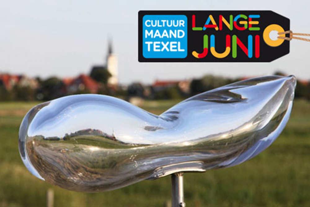 Lange juni, Texel