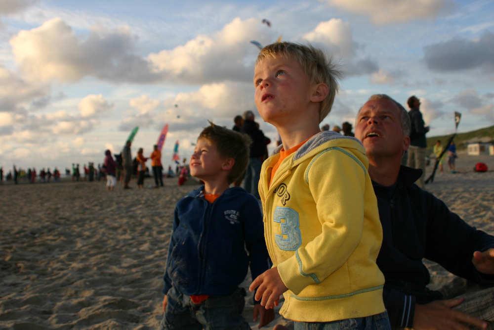 Evenement, Windfestival bij Paal 20