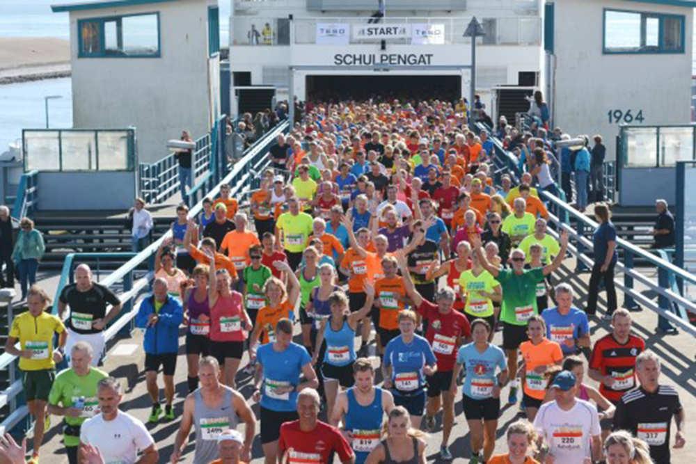 Evenement, Texelse Halve Marathon