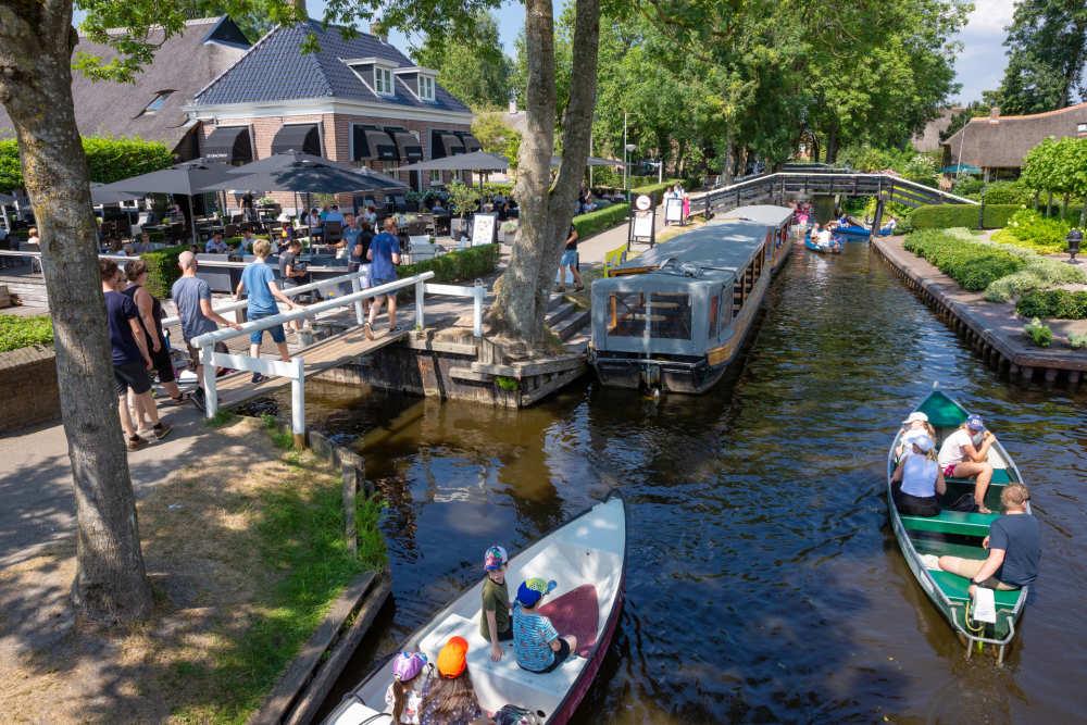 Fotoalbum Vakantiepark Giethoorn
