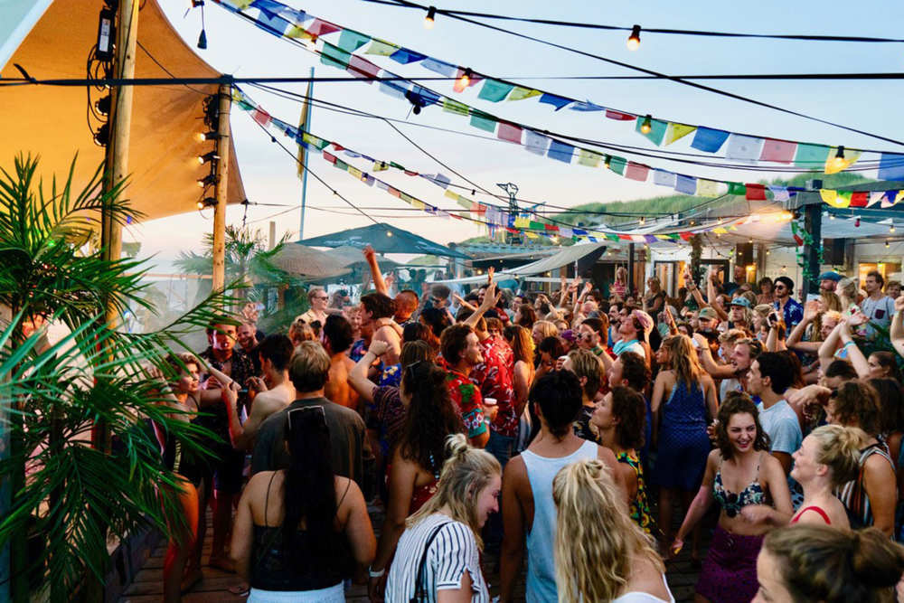 Den Hoorn, evenement Sunny Side Up