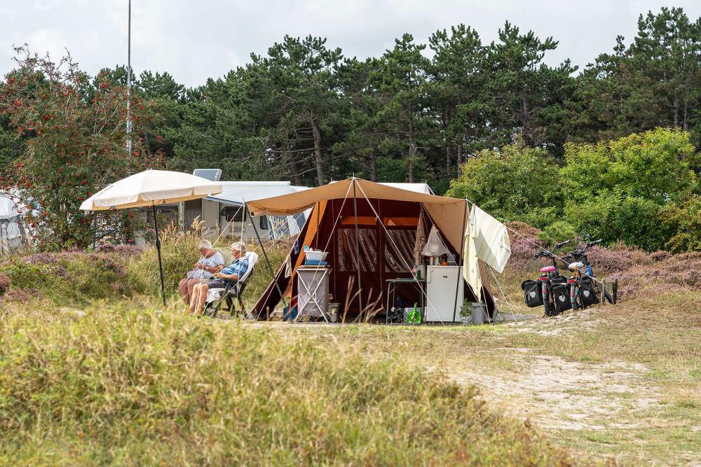 Camping Loodsmansduin, campingspot