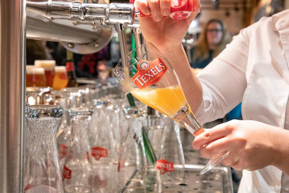 Texelse bierbrouwerij, bier