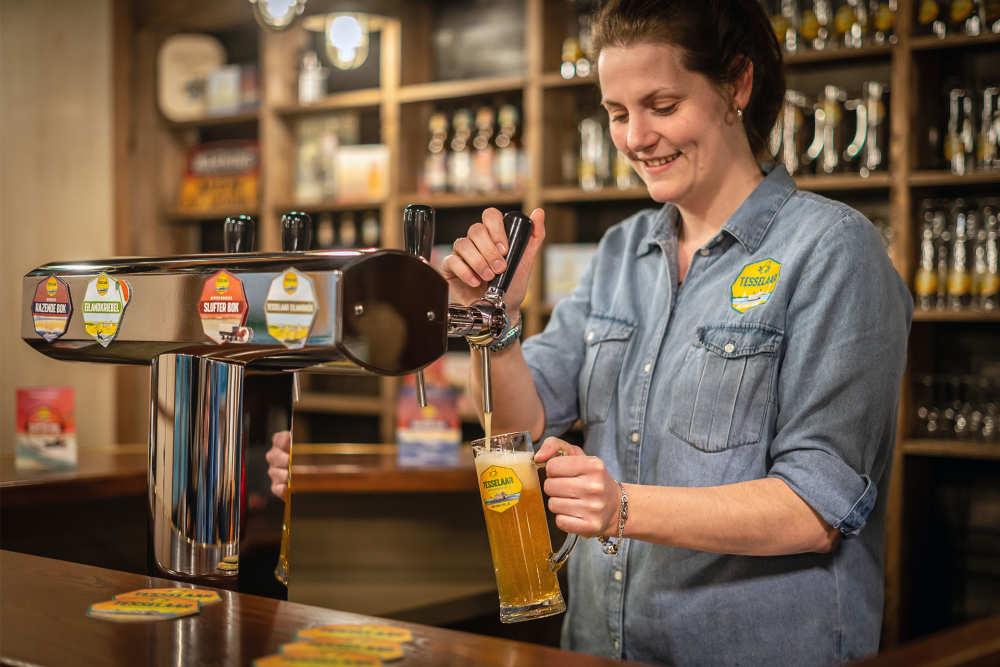 Familiebrouwerij Tesselaar, bier, texeltips
