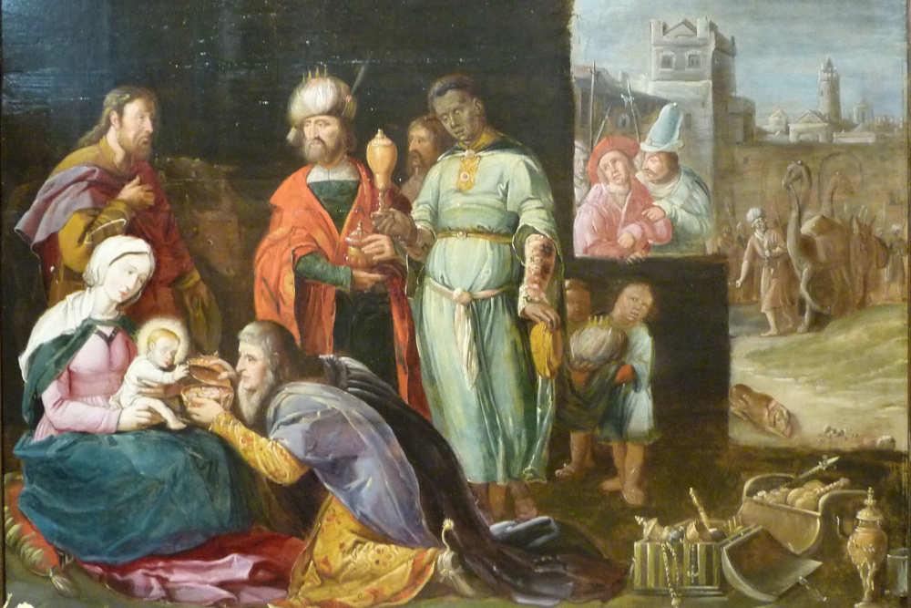 Schilderij, Cultuur Museum Waelstee
