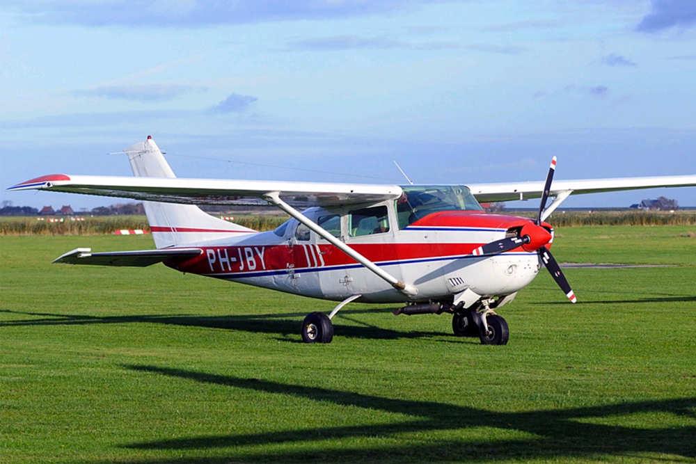 Airplane PH-JBY