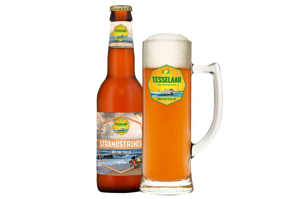 Bier, strandstruner