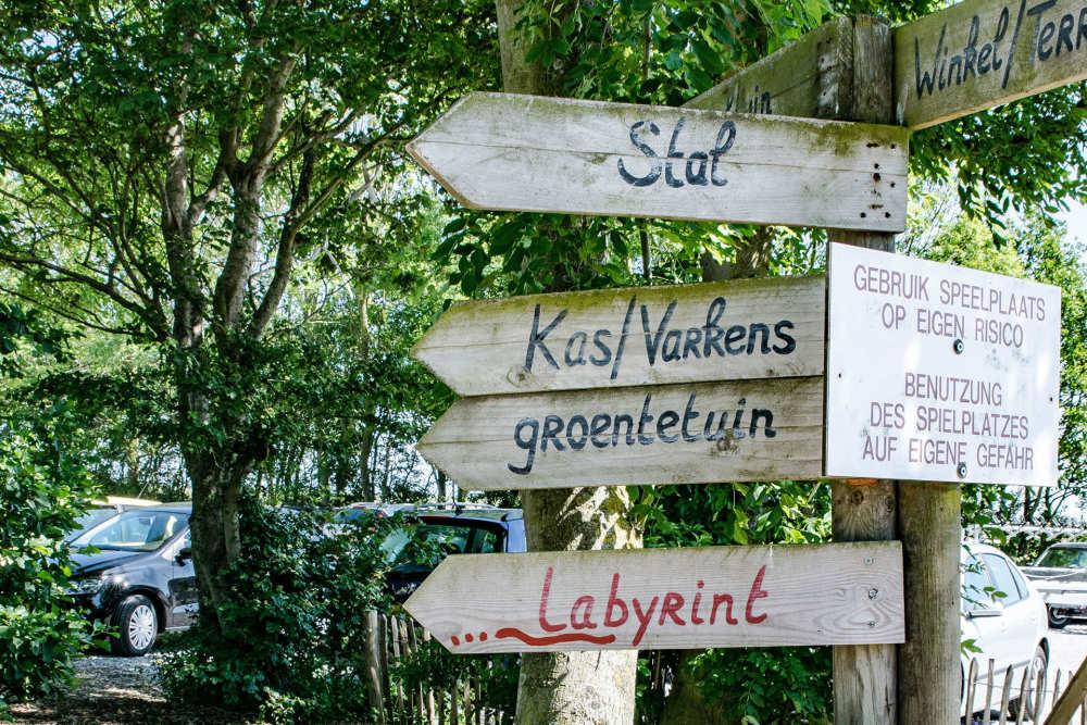 Novalishoeve, Den Hoorn