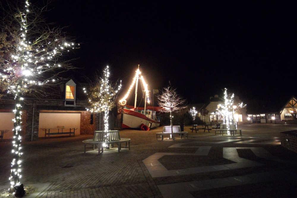 Ferienpark De Krim, Weihnachten