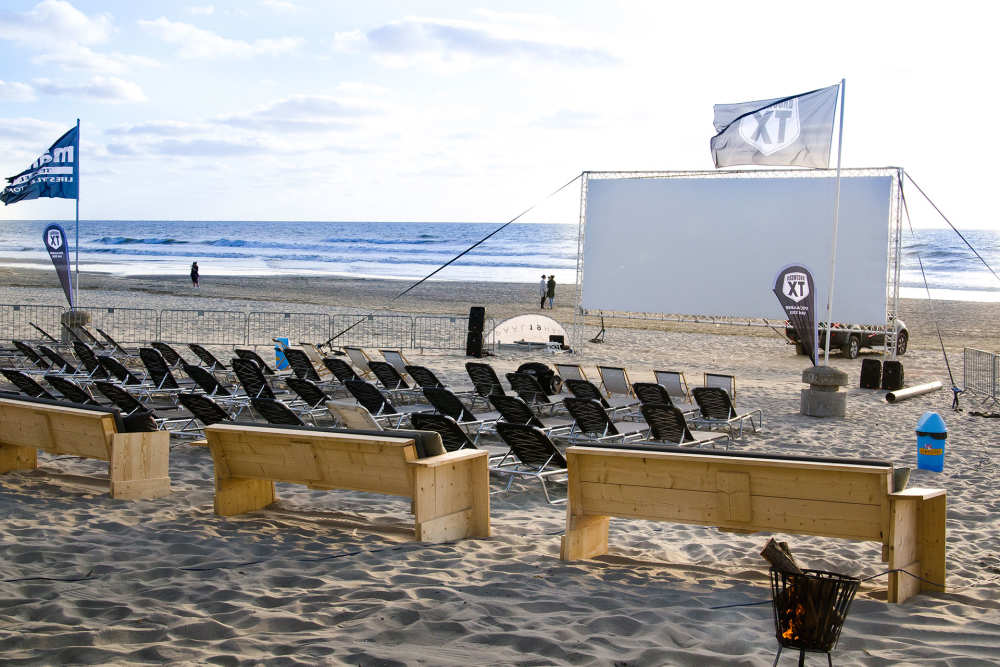 Beach Cinema, De Koog