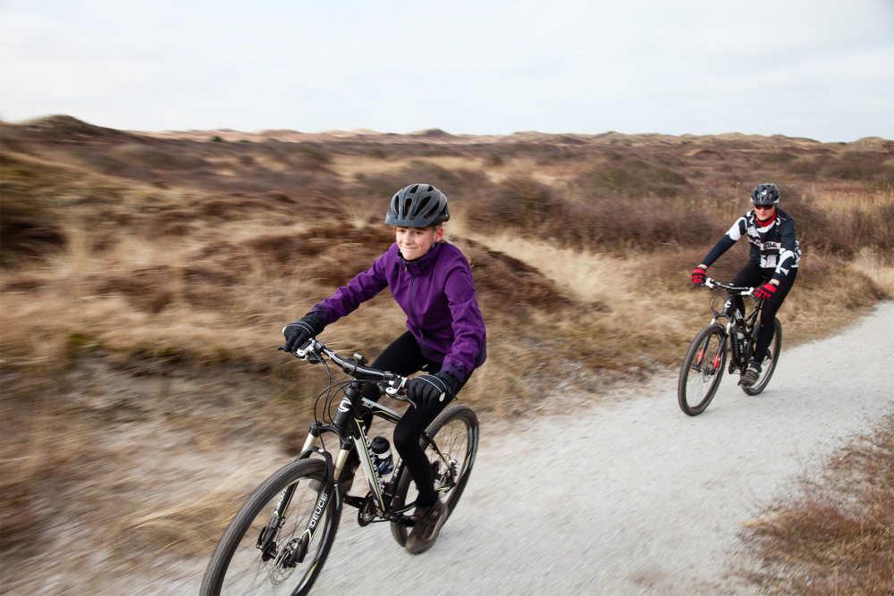 Mountainbike route
