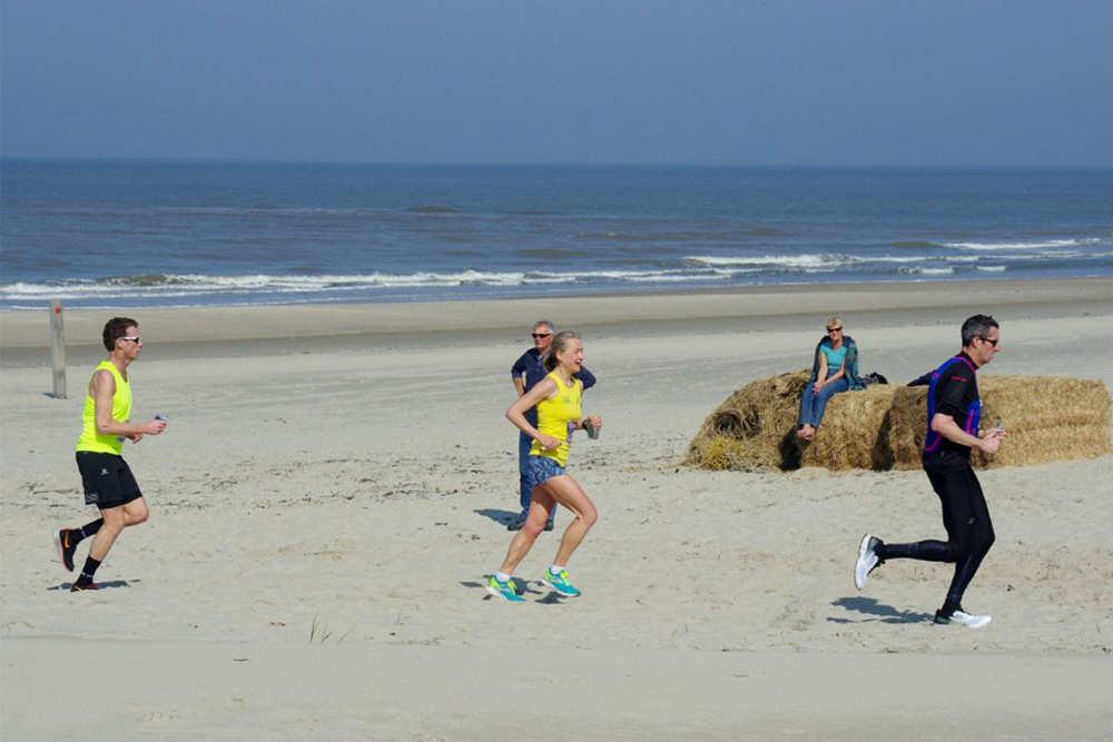 Beach, Zestig van Texel