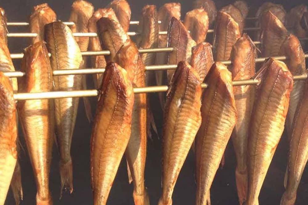 Strender visrookwedstrijd