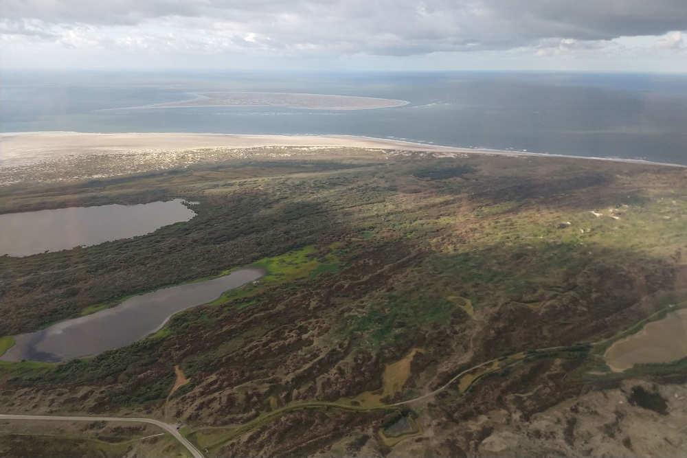 aerial photo De Hors
